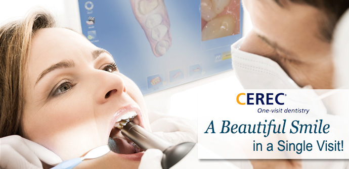 Rowland Family Dentistry | CEREC Single Visit Dentistry | Poplar Bluff Dentist